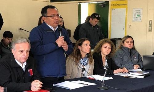 Cuestionamientos al Intendente de Valparaíso y la ministra de Medio